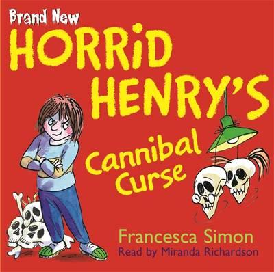 Cannibal Curse by Francesca Simon
