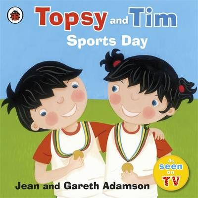 Topsy and Tim Go for Gold by Jean Adamson