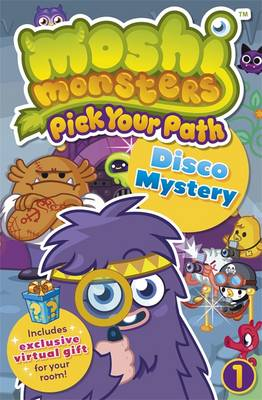 Disco Mystery Pick Your Path by