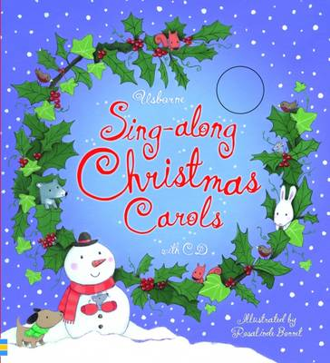 Usborne Sing along Christmas Carols by Fiona Watt