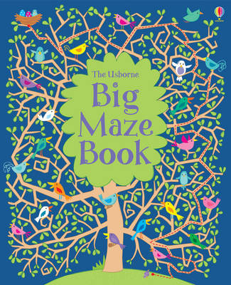 Big Maze Book by Kirsteen Robson