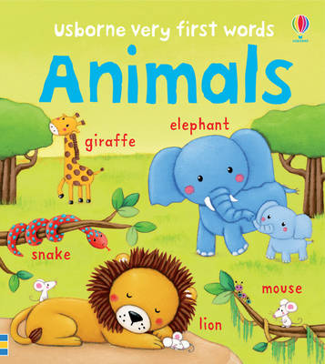 Animals by Felicity Brooks