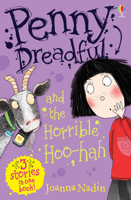 Penny Dreadful and the Horrible Hoo-hah by Joanna Nadin
