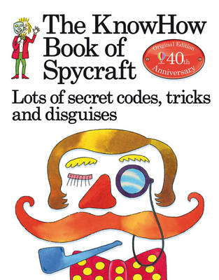 The KnowHow Book of Spycraft by Falcon Travis, Judy Hindley