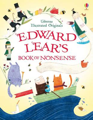 Edward Lear's Book of Nonsense by Edward Lear