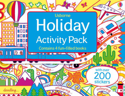 Holiday Activity Pack by