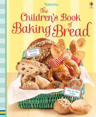 Children's Book of Baking Bread by Abigail Wheatley