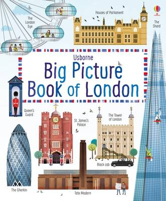 Big Picture Book of London by Rob Lloyd Jones