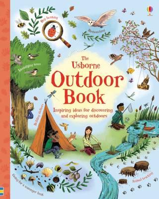 The Usborne Outdoor Book by Jerome Martin, Emily Bone