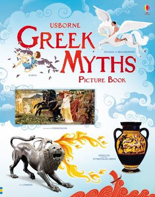 Greek Myths Picture Book by Rosie Dickins