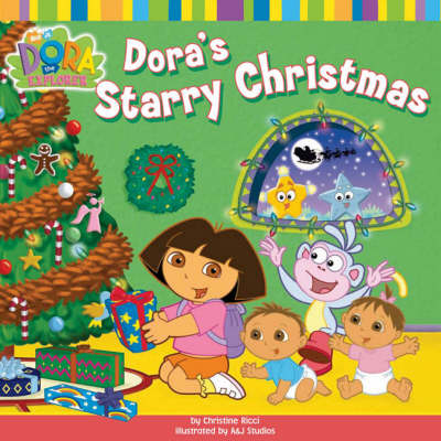 Dora's Starry Christmas by Christine Ricci