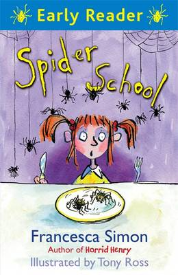 Spider School (Early Reader) by Francesca Simon