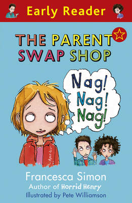 The Parent Swap Shop (Early Reader) by Francesca Simon