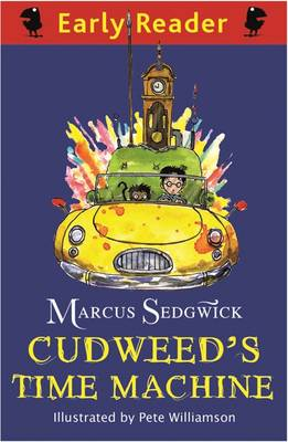 Cudweed's Time Machine by Marcus Sedgwick