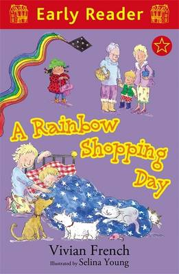 A Rainbow Shopping Day by Vivian French