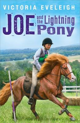 Joe and the Lightning Pony A Boy and His Horses by Victoria Eveleigh