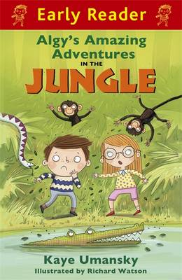 Algy's Amazing Adventures in the Jungle by Kaye Umansky