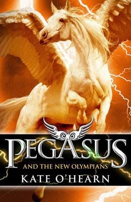 Pegasus and the New Olympians by