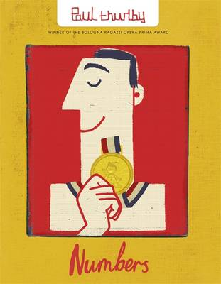 Numbers by Paul Thurlby