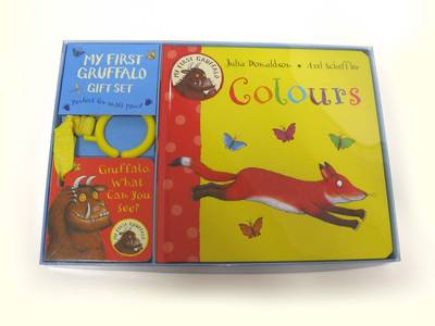 My First Gruffalo Gift Set by Julia Donaldson