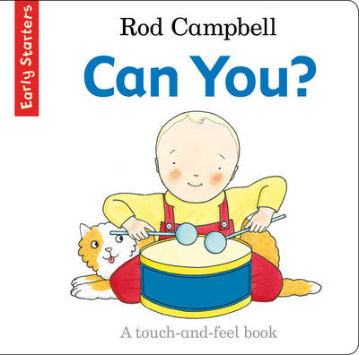 Early Starters: Can You? by Rod Campbell