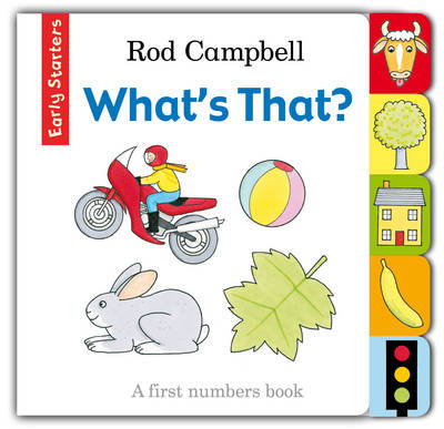 Early Starters: What's That? by Rod Campbell