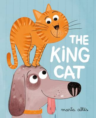 The King Cat by Marta Altes
