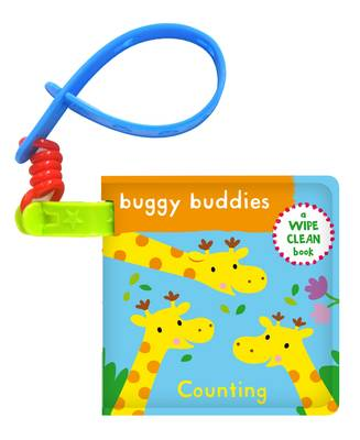 Wipe-Clean Buggy Buddies Counting by Jo Moon