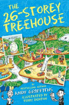 26-Storey Treehouse by Andy Griffiths