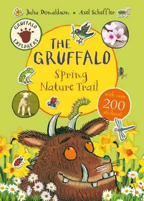 Gruffalo Explorers: the Gruffalo Spring Nature Trail by Julia Donaldson