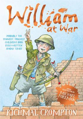 William at War by Richmal Crompton