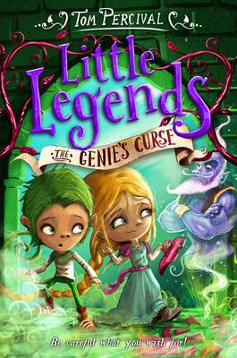 The Genie's Curse by Tom Percival