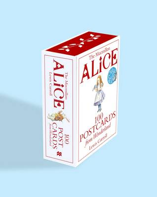Alice: 100 Postcards from Wonderland by