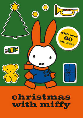 Christmas With Miffy: Sticker Activity Book by