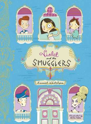Violet and the Smugglers by Harriet Whitehorn
