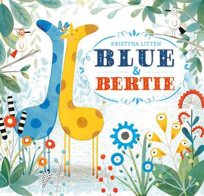 Blue and Bertie by Kristyna Litten