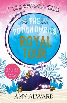 Royal Tour by Amy Alward