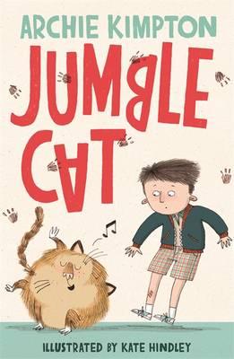 Jumblecat by Archie Kimpton