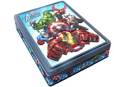 Marvel Avengers Happy Tin by