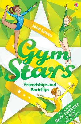 Friendships and Backflips by Jane Lawes