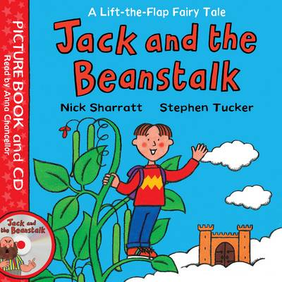 Lift-The-Flap Fairy Tales: Jack and the Beanstalk by Stephen Tucker