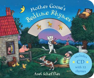 Mother Goose's Bedtime Rhymes by Traditional Rhymes