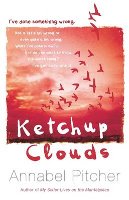 Ketchup Clouds by Annabel Pitcher