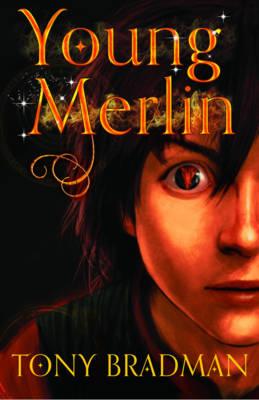 Young Merlin by Tony Bradman