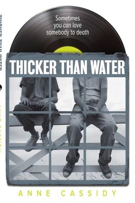 Thicker Than Water by Anne Cassidy