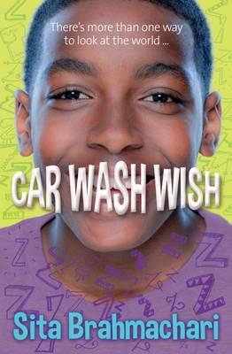 Car Wash Wish by Sita Brahmachari