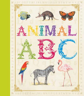 First Concept: Animal ABC by Camilla de la Bedoyere, Susi Martin
