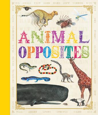 Animal Opposites by Camilla de la Bedoyere, Susi Martin