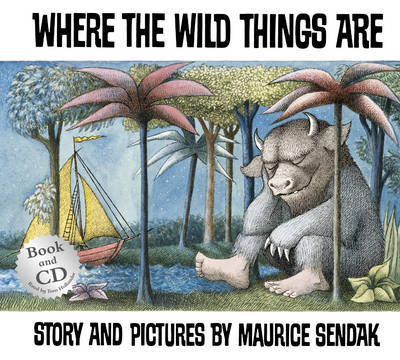Where the Wild Things are Book and CD by Maurice Sendak