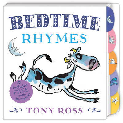 My Favourite Nursery Rhymes Board Book: Bedtime Rhymes by Tony Ross